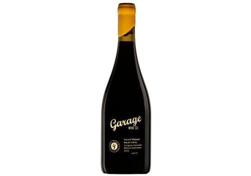 Garage Wine Co. Sauzal Vineyard Field Blend 2016 Lot 75