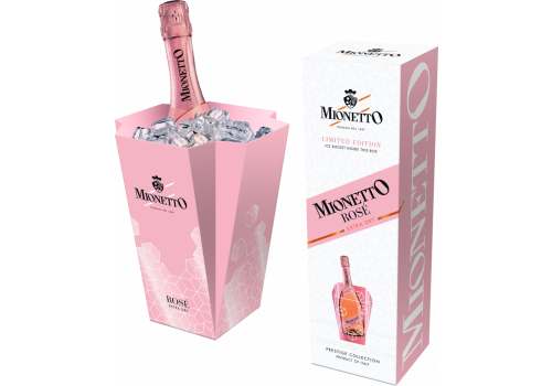 Mionetto Prosecco Rosé Brut NV Chiller Pack