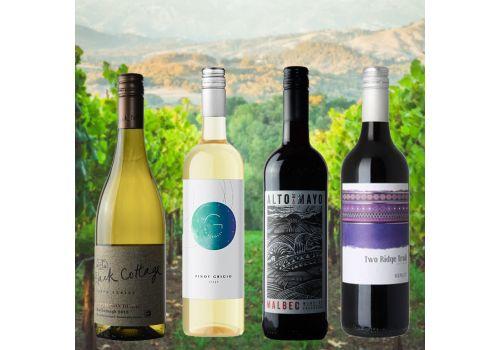 Everyday Favourites Mixed Case - 12 Bottles