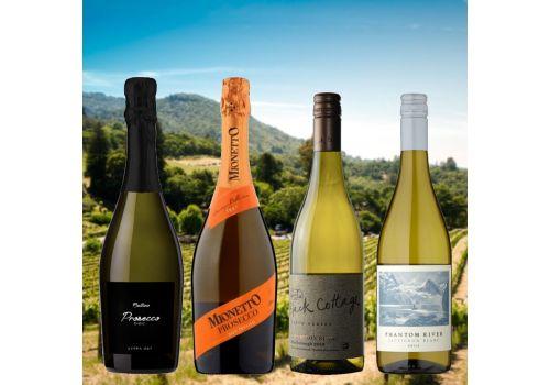 Prosecco & Sauvignon Blanc Mixed Case - 12 Bottles