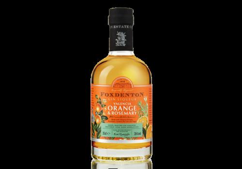 Foxdenton Gin Liqueur Orange & Rosemary 35cl