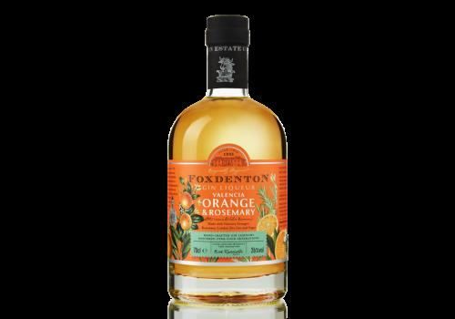 Foxdenton Gin Liqueur 'Orange & Rosemary' 70cl