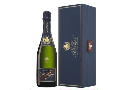 Pol Roger Champagne Sir Winston Churchill 2009