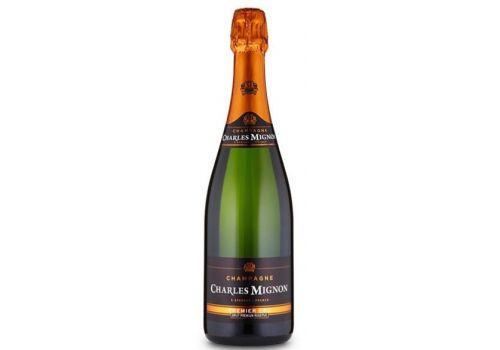 Charles Mignon Premium Reserve Champagne Brut 1er Cru NV