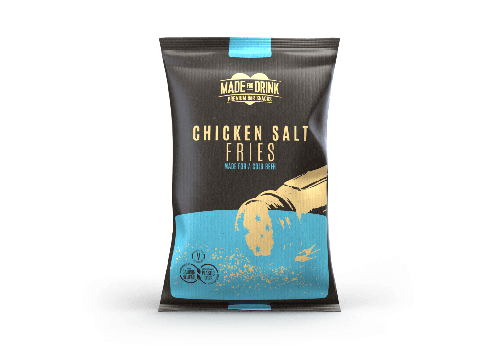 Made For Drink Chicken Salt Fries 150g