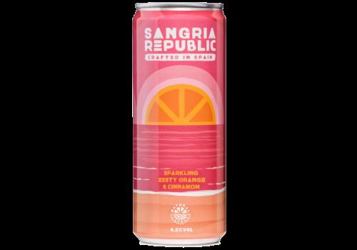 Sangria Republic Sparkling Zesty Orange and Cinnamon 25cl