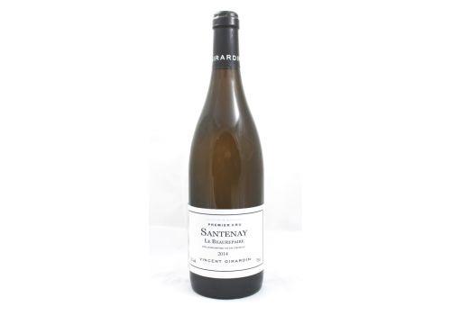 Vincent Girardin Santenay 1er Cru Beaurepaire Blanc 2014