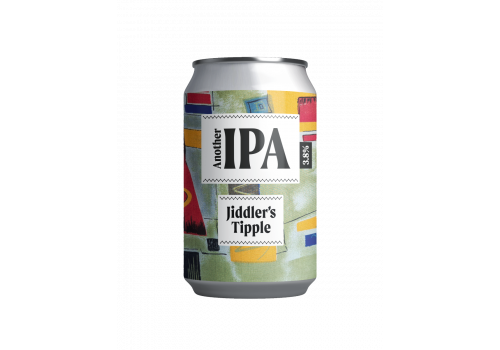 Jiddler's Tipple Another IPA