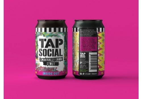 Tap Social Inside Out Stout