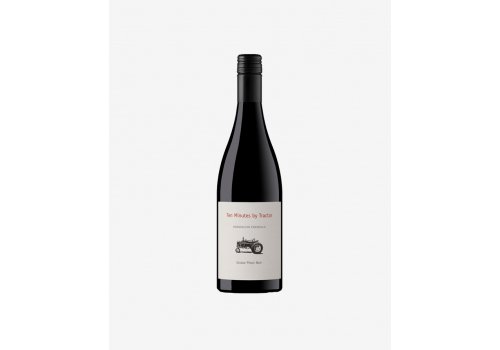 Ten Minutes by Tractor Estate Pinot Noir 2018