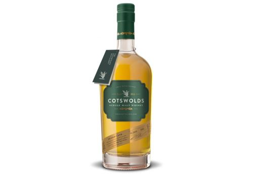 Cotswolds Peated Cask Single Malt Whisky
