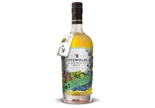 Cotswold Wildflower Gin No.2 700ml