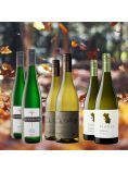 Crisp and Refreshing Whites - 6 Bottles - Save £18