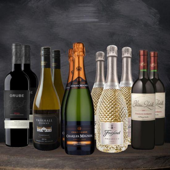Premium Selection Case - 12 Bottles