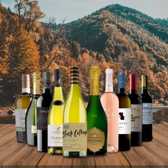 Ultimate Autumn Case - 12 bottles - Save over £45!