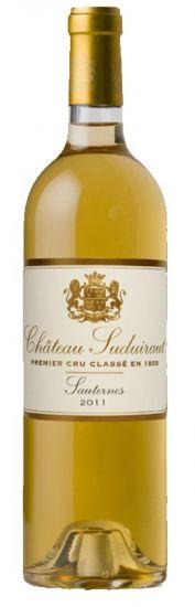 Chateau de Suduiraut 2011 Sauternes Half Bottle