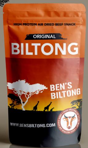 Ben's Original Biltong 35g