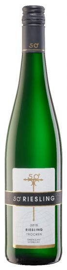 50 Degrees Dry Riesling 2019