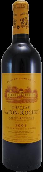 Chateau Lafon Rochet St Estephe 4eme Grand Cru Classe 2008
