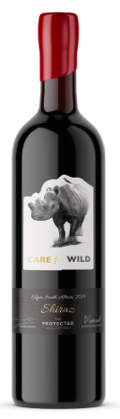 Care for Wild Protected Shiraz
