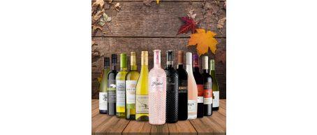 Autumn Essentials Case - 12 bottles - Save over £25!