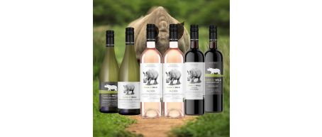 Care for Wild Mixed Case - 6 Bottles - Save over £20