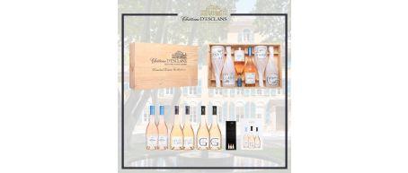 Chateau d'Esclans Limited Estate Collection 6-bottle Provence Rose Gift Set