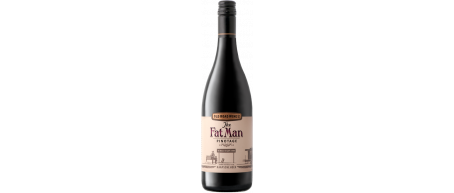 Old Road Wine Co The Fat Man Pinotage 2019