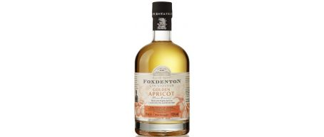 Foxdenton Golden Apricot Gin Liqueur Half Bottle