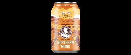 Northern Monk Faith Hazy IPA