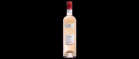 Chevalier Torpez Petit Bravade Cotes de Provence Rose 2020