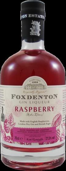 Foxdenton Raspberry Gin Liqueur