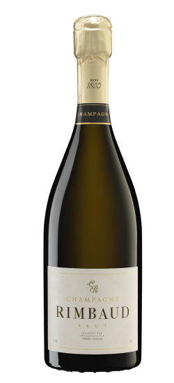 Champagne Rimbaud Brut NV