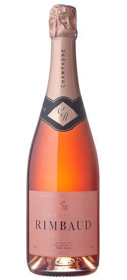 Champagne Rimbaud Rose Brut NV