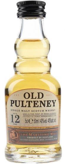 Old Pulteney 12 y/o 5cl