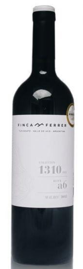 Finca Ferrer Colección 1310 mts. Block a6 Malbec 2017