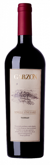 Bodega Garzon Single Vineyard Tannat 2017