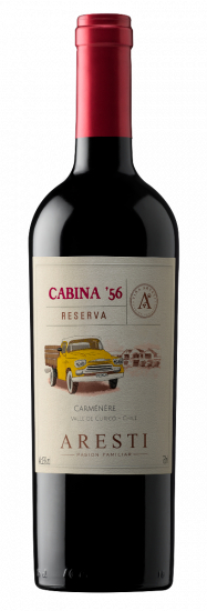 Aresti Cabina 56 Reserva Carmenere 2019
