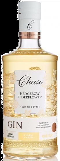 Chase Hedgerow Elderflower Gin 70cl