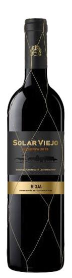 Solar Viejo Rioja Reserva