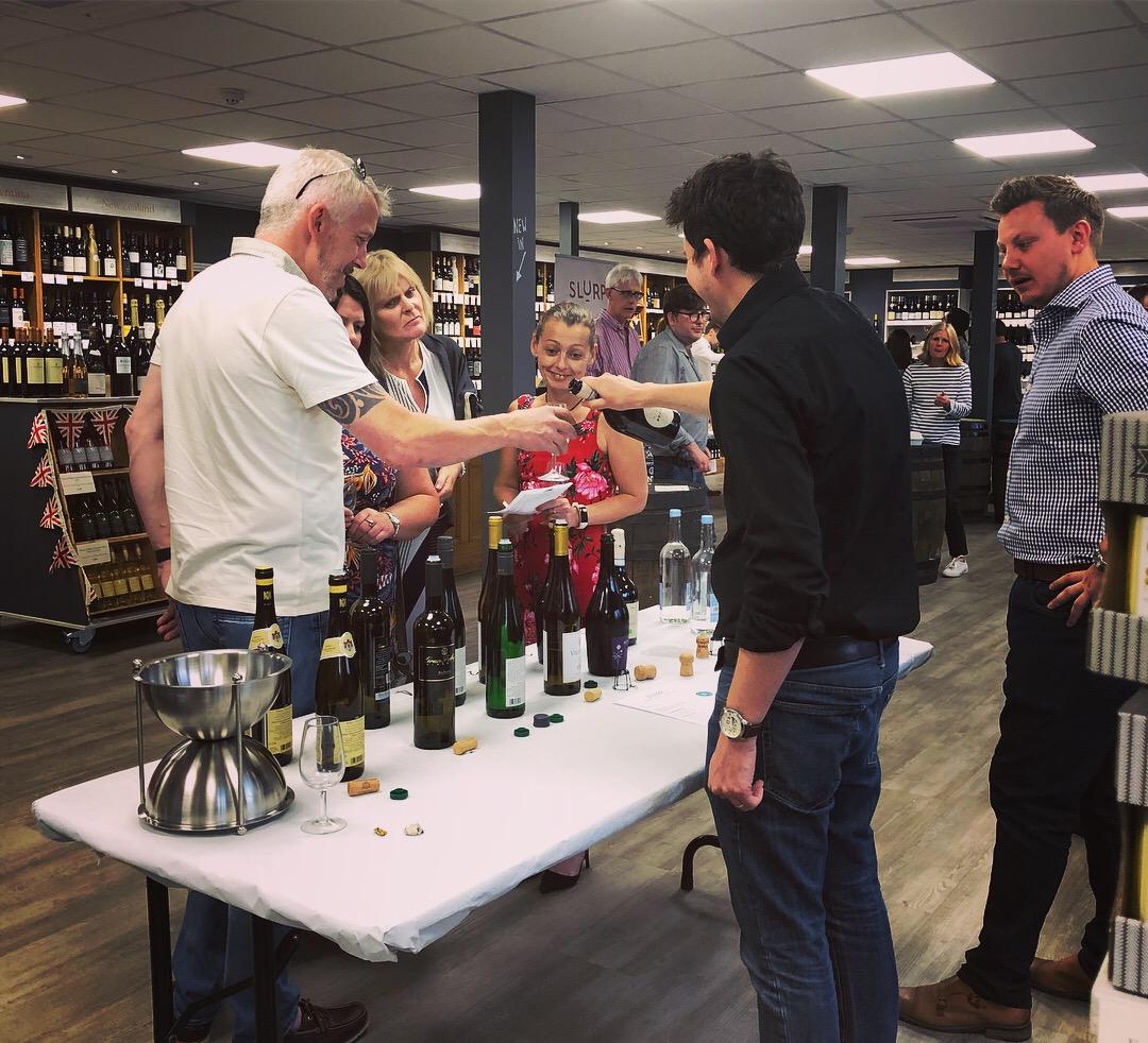 Wine Tasting Banbury